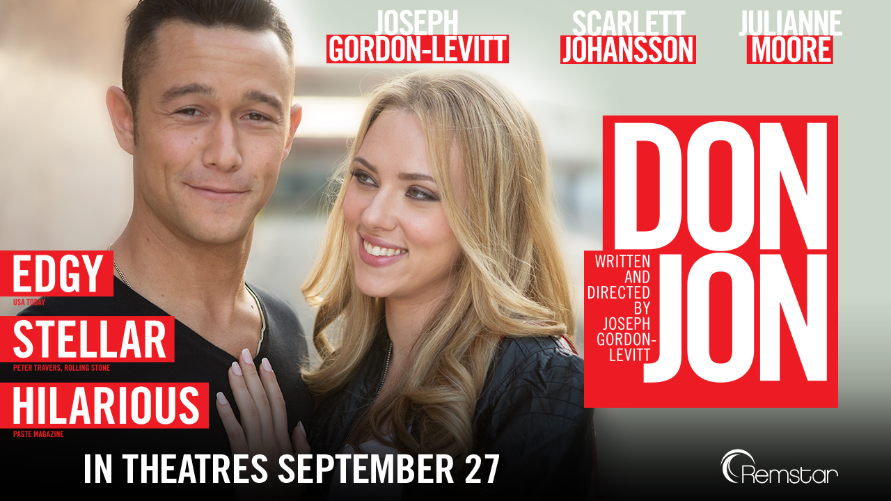 Don Jon (2013) Film Review | Andy Mckendry