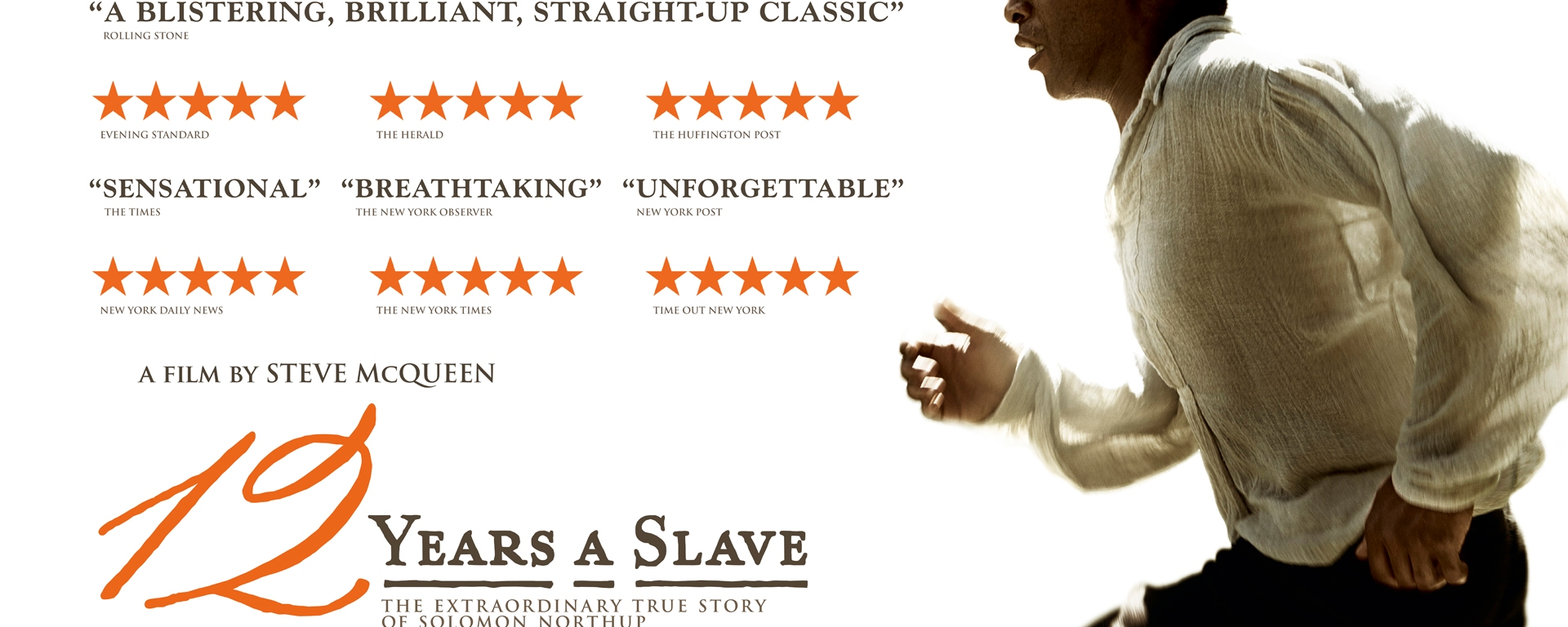 essay on 12 years a slave