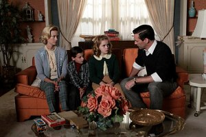 Don and Betty's nuclear family.