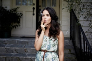 Abigail Spencer as Amantha in Rectify.