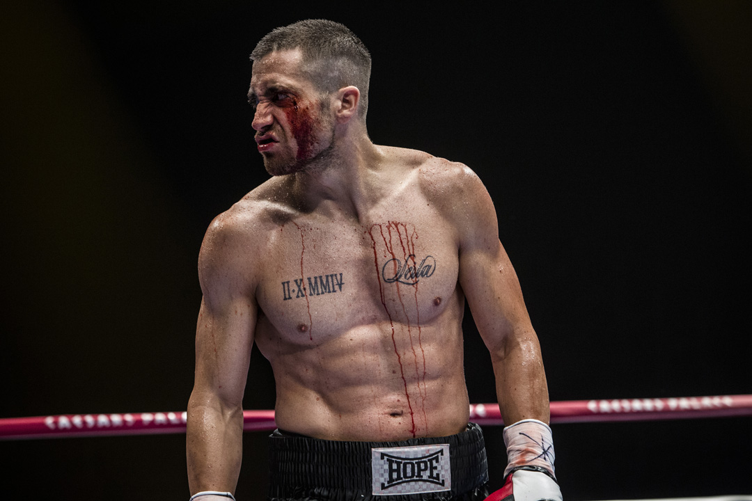 Southpaw (2015) Film Review: There's Even a Montage – Andy Mckendry